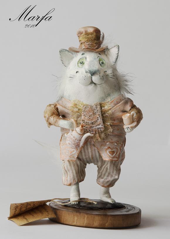Миниатюра для кукол своими руками фото